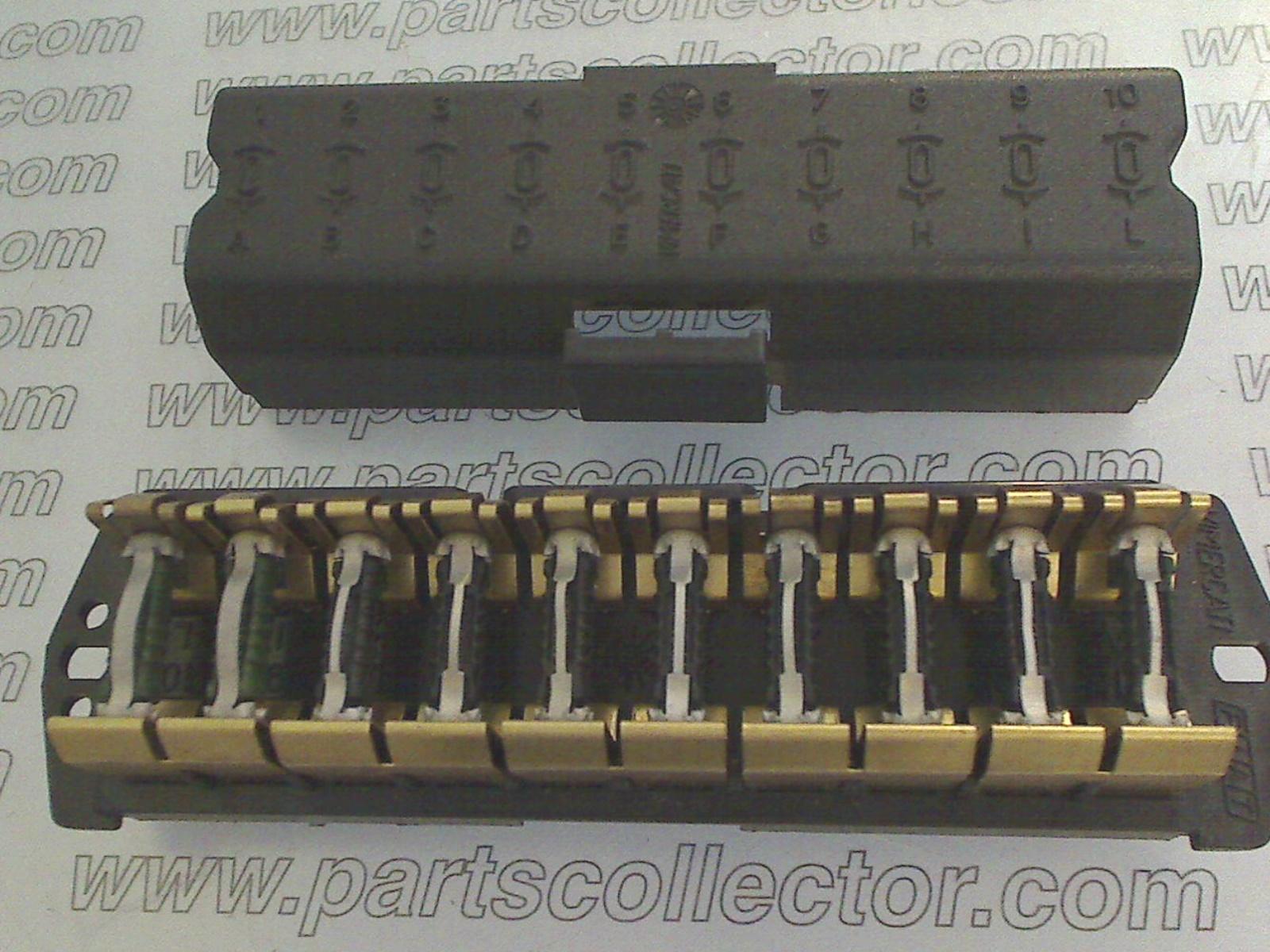Partscollector Fiat 500 Fuse Box Cigarette Lighter Abarth
